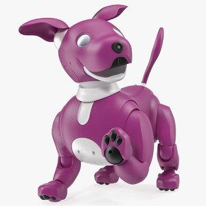 3D robot dog generic bot