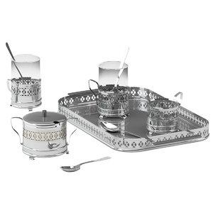 tableware 3D