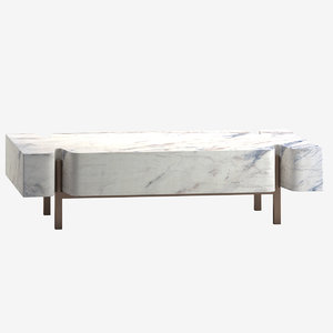 3D terranova coffee table