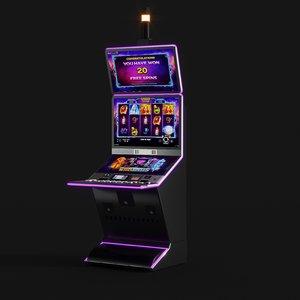 casino machines model