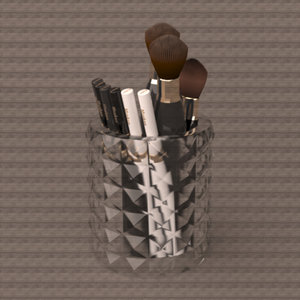 cosmetic holder - makeup 3D model