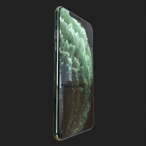 apple iphone 11 pro 3D model