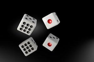 dice gambling model