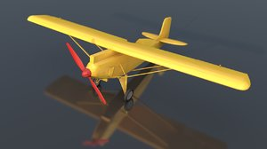 t corby airplane 3D model