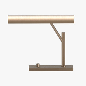 themis desk light 3D model