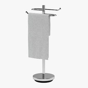 towel rack 01 model