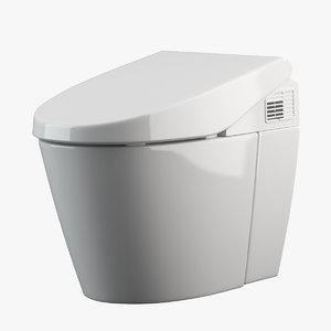 toilet 01 3D model