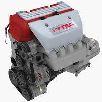 Honda K20A1 2.0L engine