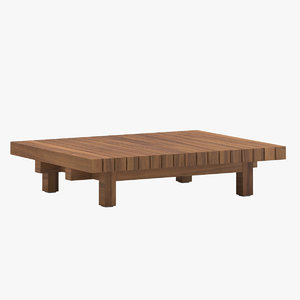 tribu vis table model