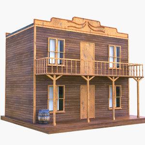 western west house model