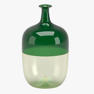 3D model venini bolle vase