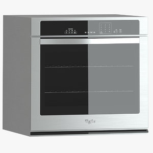 3D whirlpool oven wos51sc0as