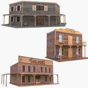 western houses 2 model