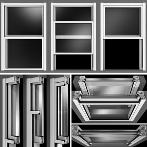 sliding windows 3D
