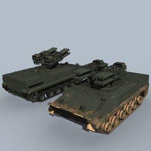 sosna bmp-3 3D