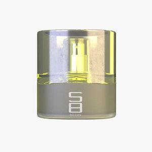 3D model perfume icon