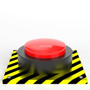 big red button 3D