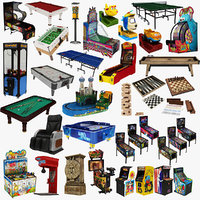 Mega Arcade Game Center Models Collection 38 in 1