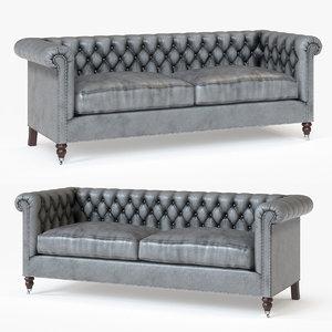 pasha furniture evelyn premium 3D model