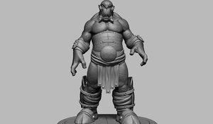 mr wink character model