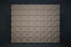 pattern wall model