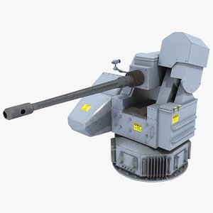 ds30m 30mm naval gun model