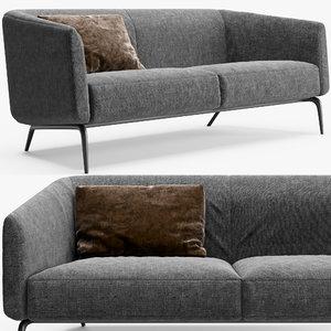 lema kaiwa sofa 3D model