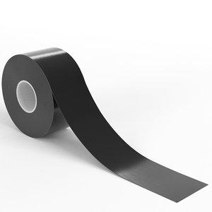 duct tape mockup 2 3D model