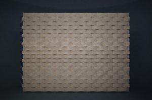 pattern wall 3D model