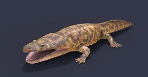 3D animal dinosaur