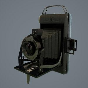 vintage camera lumiere lumix 3D