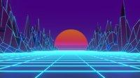 Outrun Animation