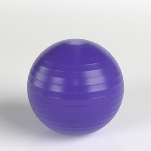 fitball ready 3D model