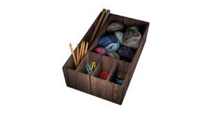box knitting 3D