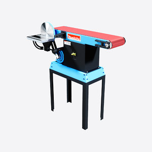 belt sander 3D model