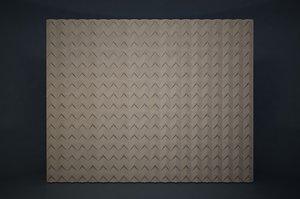 3D pattern wall model