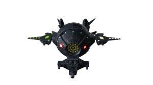aviation aircraft drone model