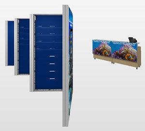 display connexus 100 photo 3D model
