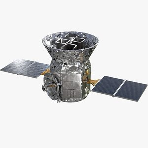 transiting exoplanet survey satellite 3D model