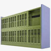 Storage Shelving Weapon 04