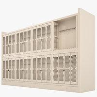 Storage Shelving Weapon 05