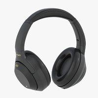 Sony Headphones WH1000XM3