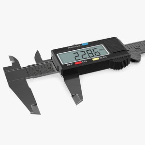 3D spurstar lcd digital vernier