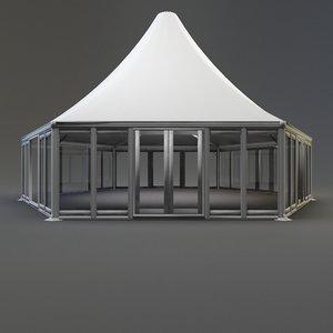 tent 3D