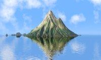 Volcano Mountains - Mount Taranaki