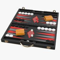 Black Backgammon