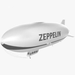 zeppelin nt 3D