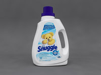 Snuggle Detergent Bottle
