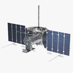 europa clipper spacecraft nasa 3D