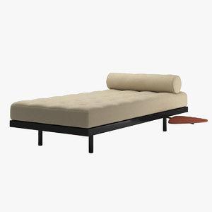 antony bed 3D